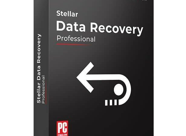 Stellar Data Recovery Professional Crack with10.1.0.0 [Latest]